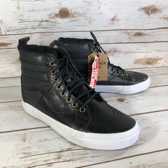 4241fda7f4 Vans SK-8 Hi All Weather MTE Sneakers Unisex NEW